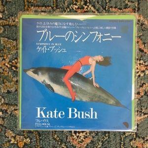 Kate Bush Rare Vinyl Record Japan 1978 !!!